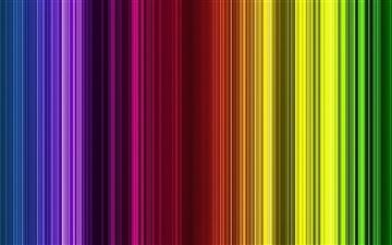 Rainbow background Mac wallpaper
