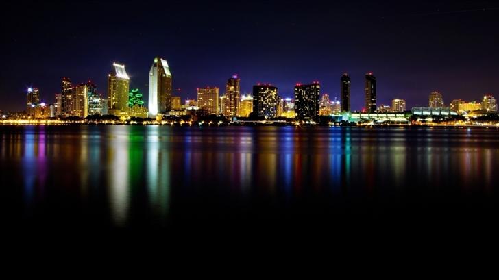 San Diego Mac Wallpaper