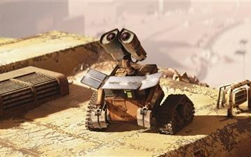 Wall-E Mac wallpaper