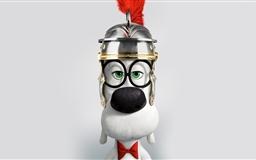 Genius Dog Mac wallpaper
