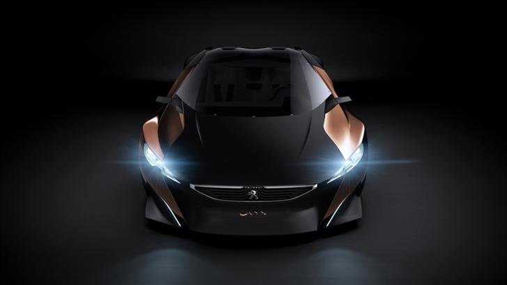 Peugeot Onyx Mac Wallpaper