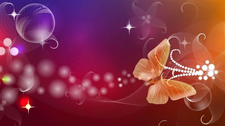 Butterfly 1 Mac Wallpaper
