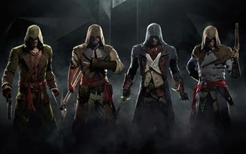 Assassin's Creed Mac wallpaper