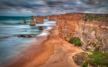Grand coast Mac wallpaper