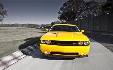 Dodge Challenger Srt Mac wallpaper