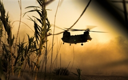 Boeing Ch 47 Chinook Mac wallpaper
