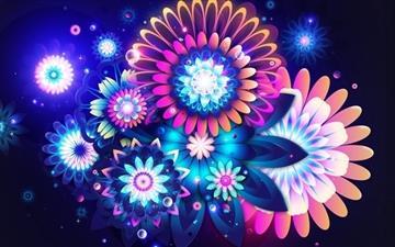Flowers 1 Mac wallpaper