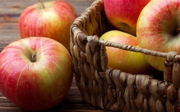 The apples Mac wallpaper