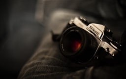 Nikon camera Mac wallpaper