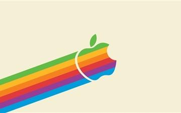 Apple logo Mac wallpaper