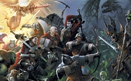Heroes of Might and Magic Mac wallpaper