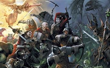 Heroes of Might and Magic Mac wallpaper
