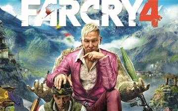 FARCRY4 Mac wallpaper
