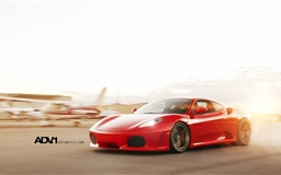 Adv 1 Ferrari F43 Mac wallpaper
