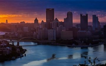 Pittsburgh,Pennsylvania Mac wallpaper