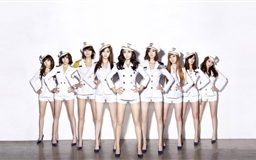 Girls Generation 4 Mac wallpaper