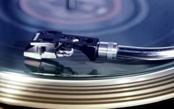 Phonograph record Mac wallpaper