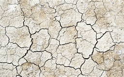 A dry and thirsty land