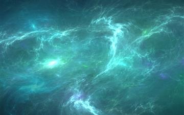 Galactic Nebula 1 Mac wallpaper