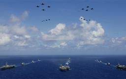 Aircraft carrier Mac wallpaper