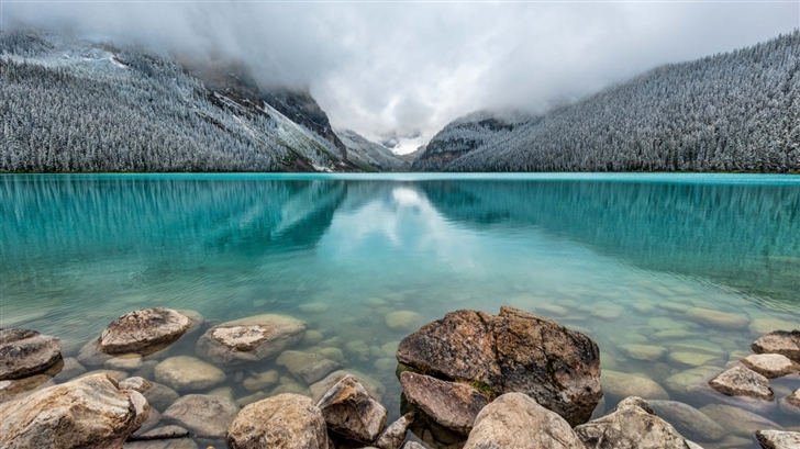 Banff National Park Mac Wallpaper