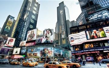 New York Mac wallpaper