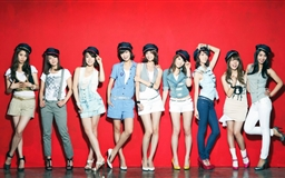 Girls Generation 7 Mac wallpaper