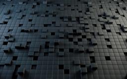 Cubes 3D Mac wallpaper