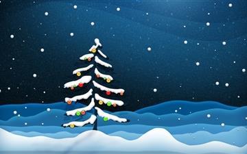 Merry Christmas Mac wallpaper