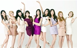 Girls Generation 5 Mac wallpaper