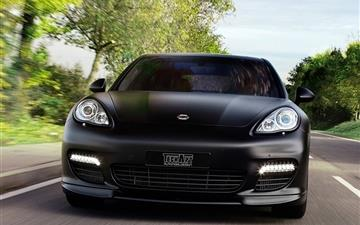 Porsche Panamera Techart Mac wallpaper