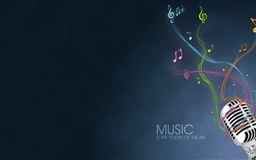 My music Mac wallpaper