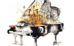 PIANO MAGIC Mac wallpaper