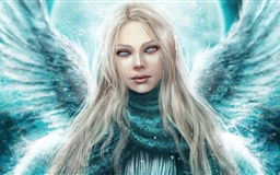 The Angel Mac wallpaper