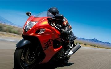 Motorcycle speedway Mac wallpaper