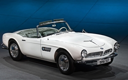 BMW 507 Mac wallpaper