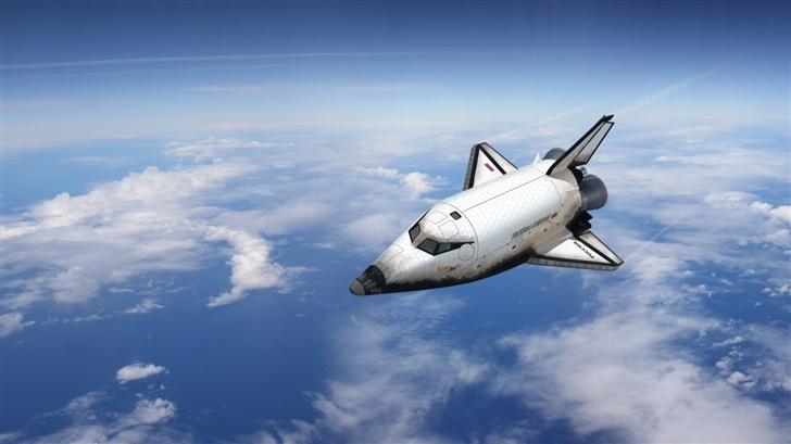 Flying Machine Mac Wallpaper