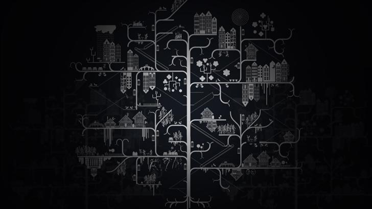 Relativity Mac Wallpaper