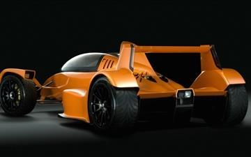 The new concept car Mac wallpaper
