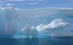 The South Pole Mac wallpaper