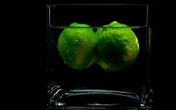 Lemon Gin Mac wallpaper
