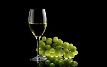 A Nice Glass Of Chardonnay Mac wallpaper
