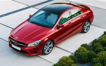 2013 Mercedes Benz Cla Class Mac wallpaper