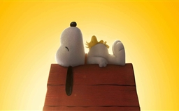 Peanuts 2015 Movie Mac wallpaper