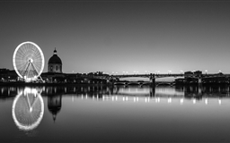 Toulouse Black And White