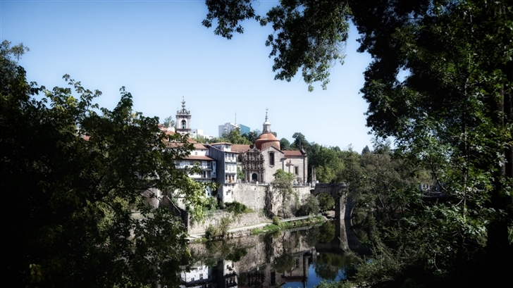 Amarante Portugal Mac Wallpaper
