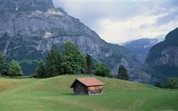 Mountain House Mac wallpaper