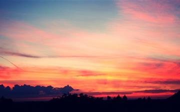 Sunset 16 Mac wallpaper