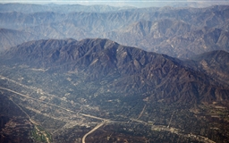 Aerial Phhotography Of Los Angeles Mac wallpaper