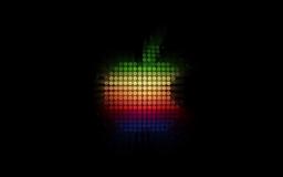 Apple Arabesque Mac wallpaper